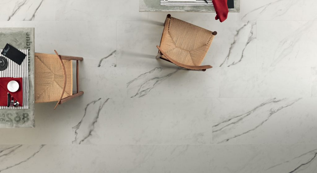 TIMELESS MARBLE STATUARIO WHITE
